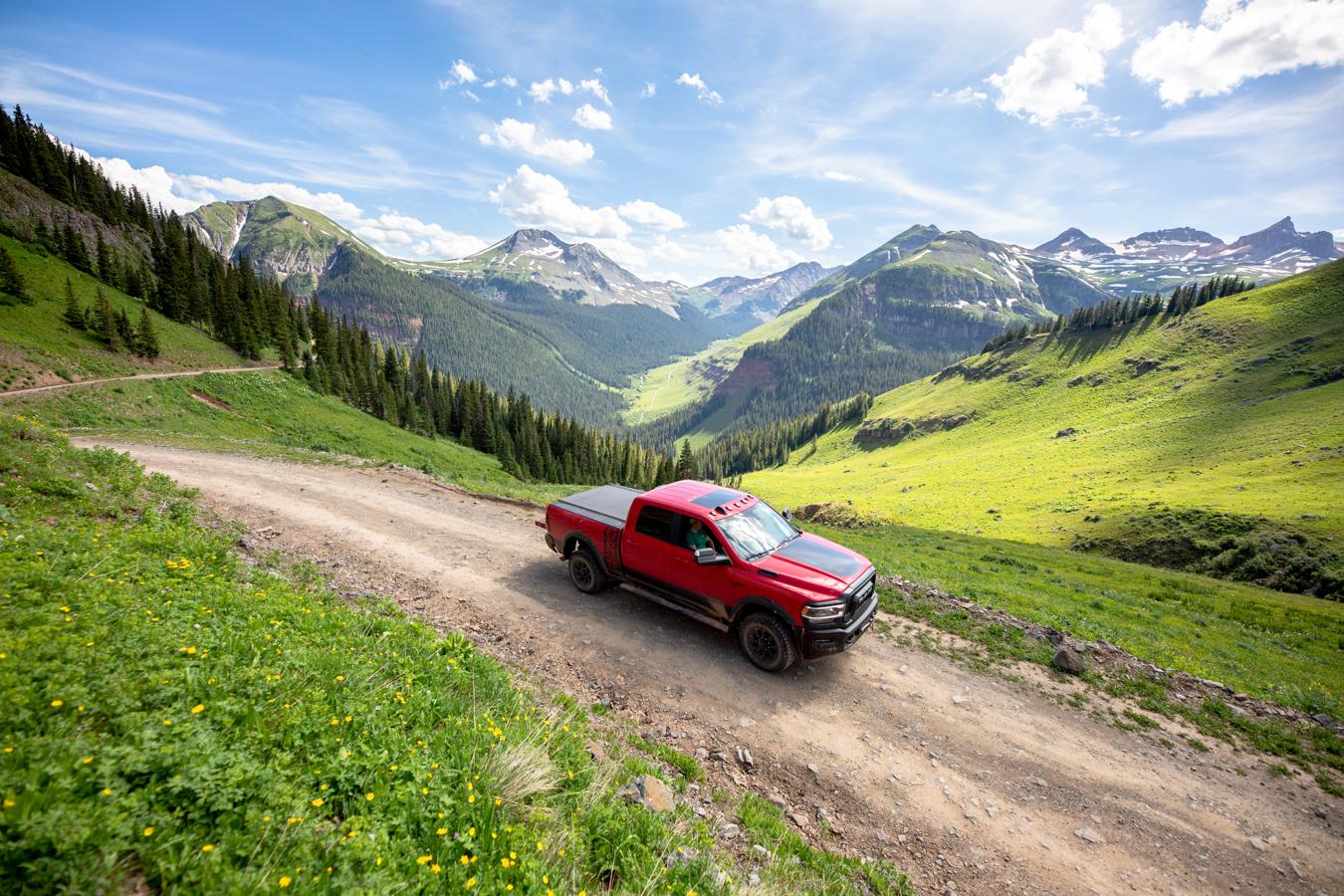 RAM Trucks – Colorado