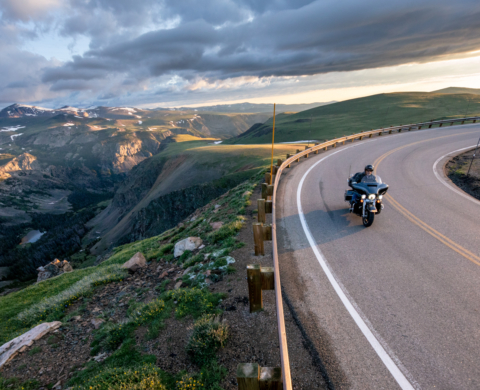 Yellowstone Country – Beartooth Pass