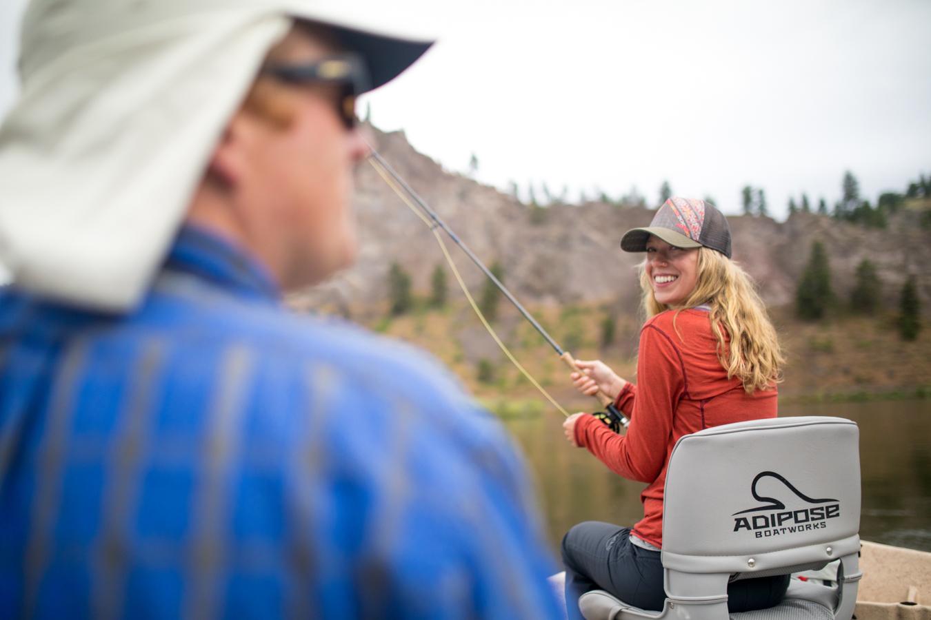Central Montana Fishing Missouri River