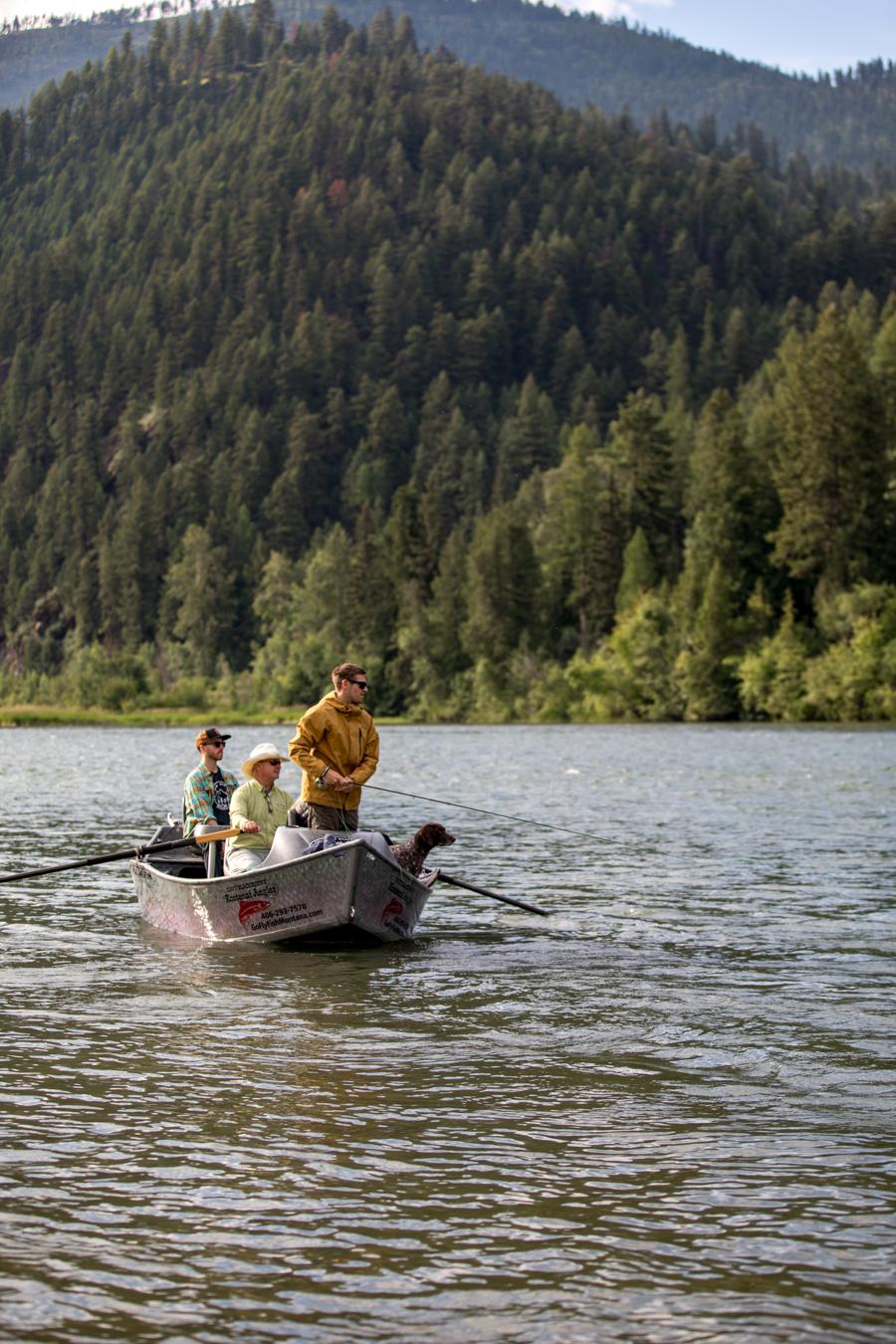 Glacier Country Fishing