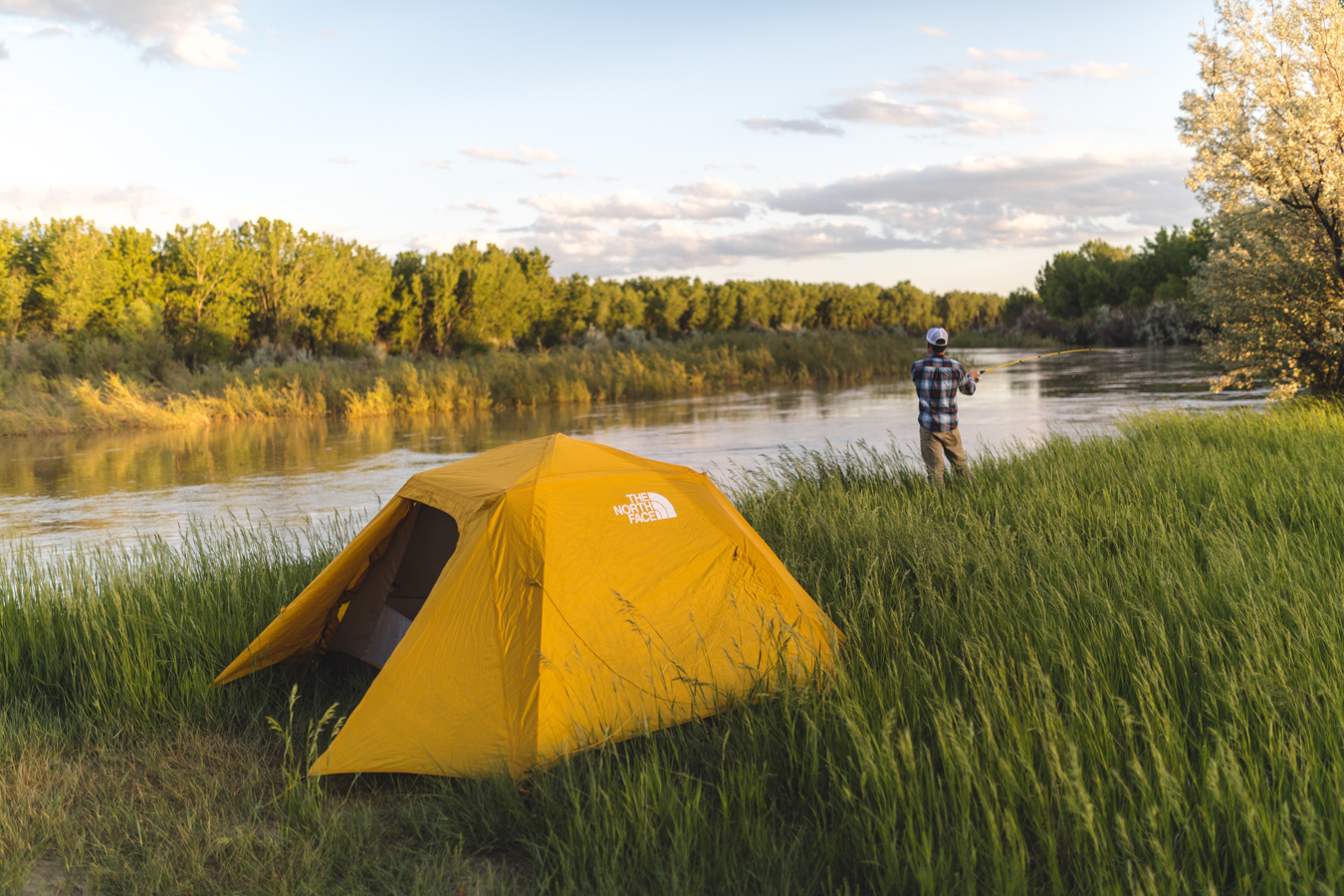 Missouri River Country Camping Yellowstone River