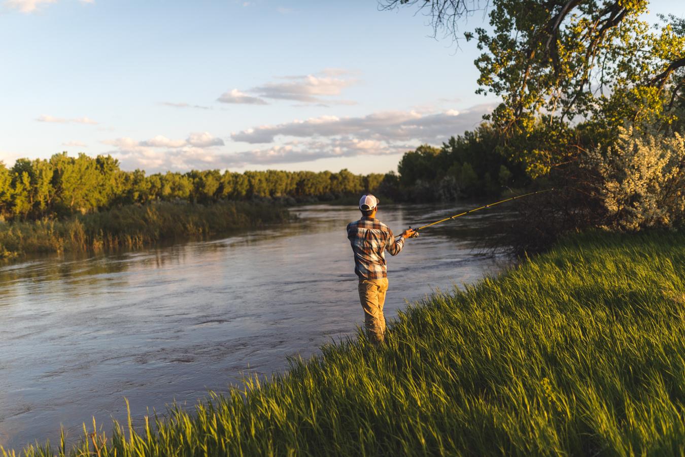 Missouri River Country Fishing Yellowstone River
