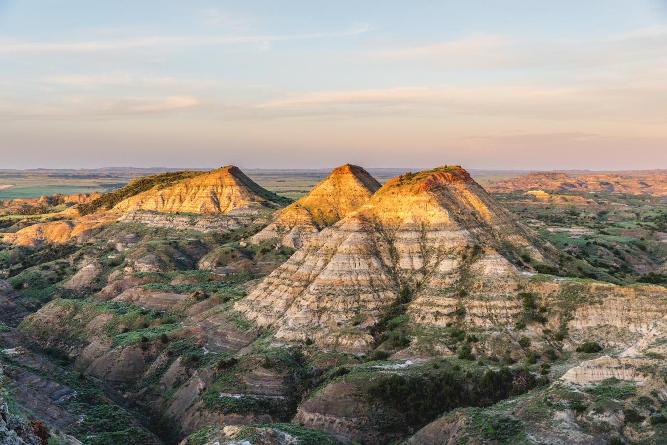 Southeast Montana Terry Badlands